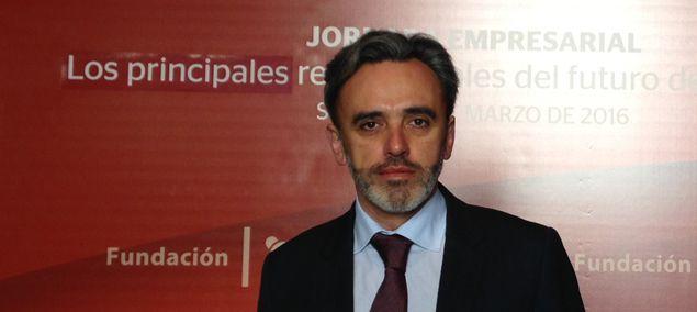 """Manuel Contreras Caro: """"El empresario es un aventurero del siglo XXI"""""""