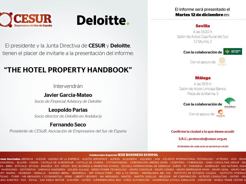 The Hotel Property Handbook