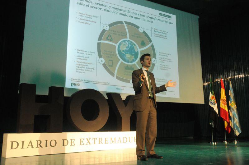 Informe AGRO en Extremadura