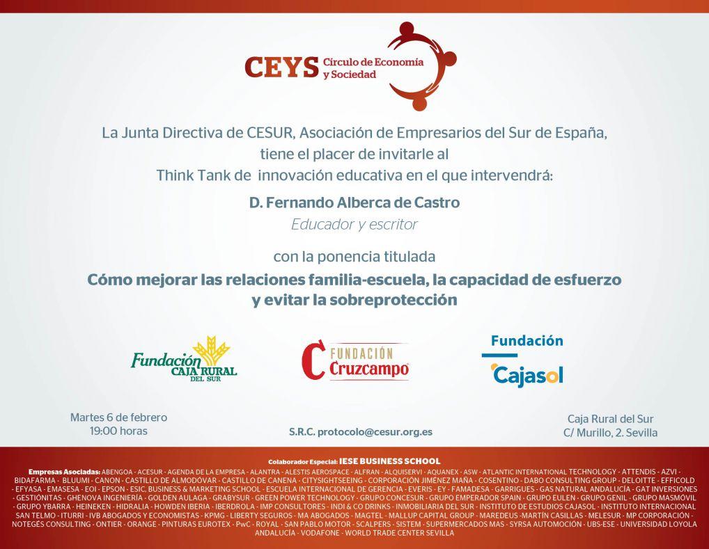 Innovación Educativa en el Sur de España