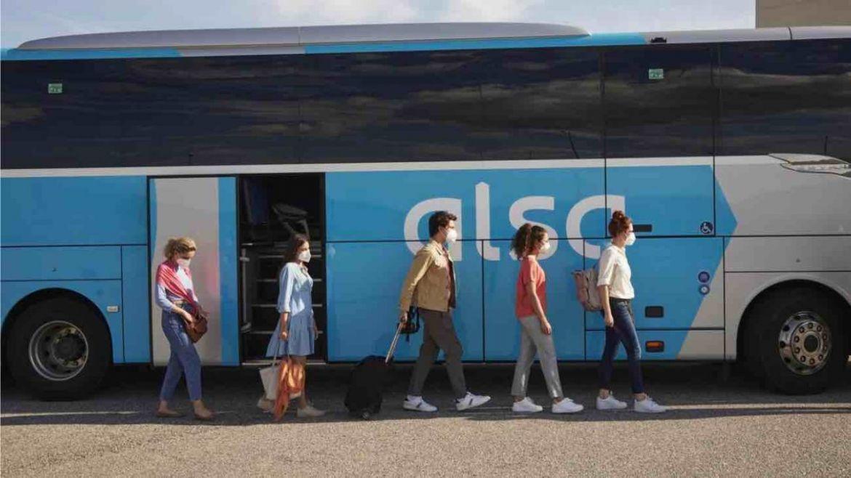Adjudicado a ALSA el contrato de transporte urbano en Jaén