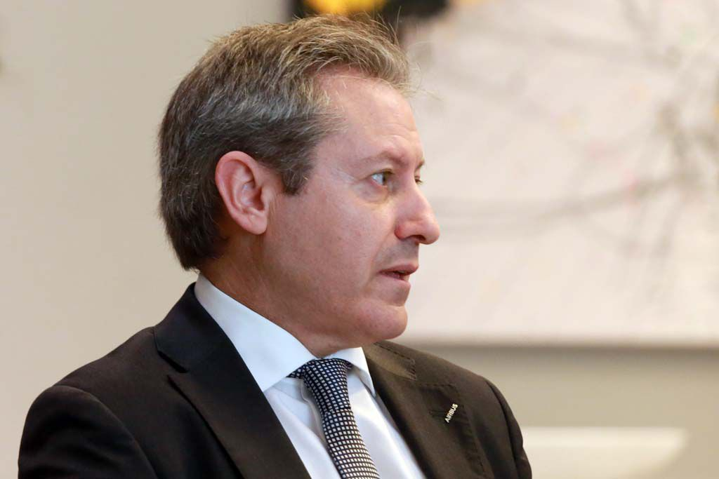 Alberto Gutiérrez, nuevo presidente de Airbus España
