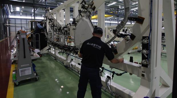 La compra de Alestis por Aciturri crea el primer grupo aeronáutico español