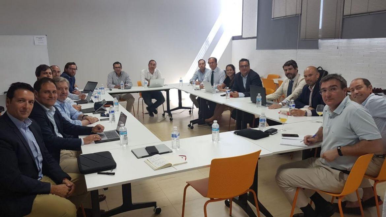 Nueva reunión de la comisión de Tecnología y Emprendimiento