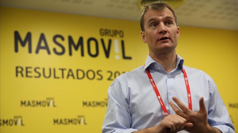 MásMóvil se dispara un 21% tras alcanzar un acuerdo con Orange para compartir redes