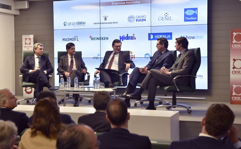 Big Four: Retos, desafíos y oportunidades de la empresa andaluza