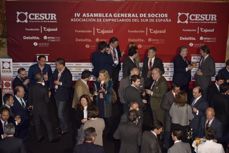 IV Asamblea General de Socios