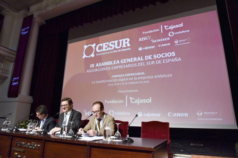 III Asamblea General de Socios