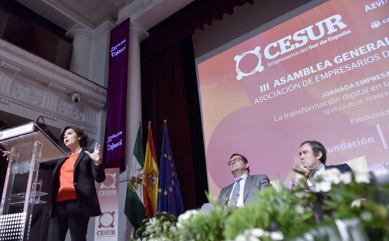 Repercusión Jornada Empresarial: La Transformación digital de la empresa andaluza
