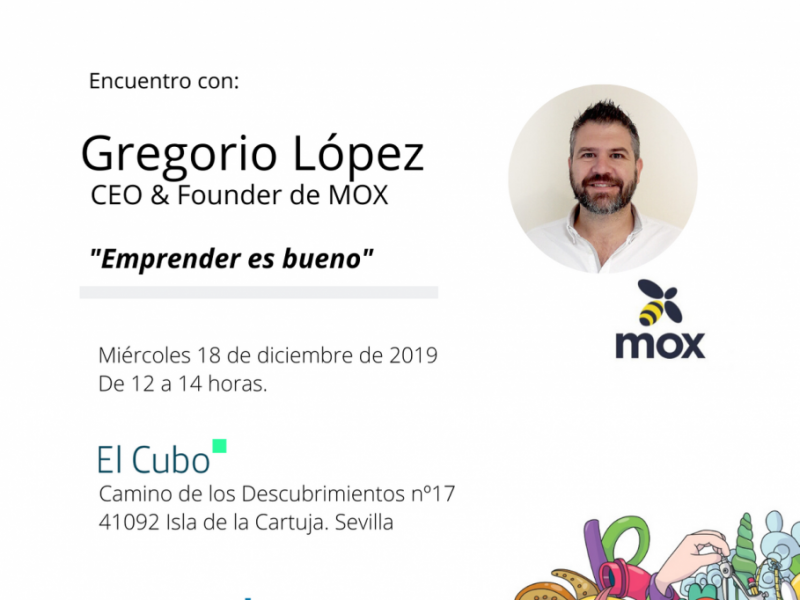 Emprender es bueno. I'm Growlaber