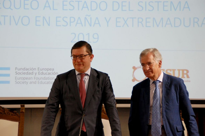 Extremadura mejora en los principales indicadores educativos pero sigue lejos de los parámetros europeos