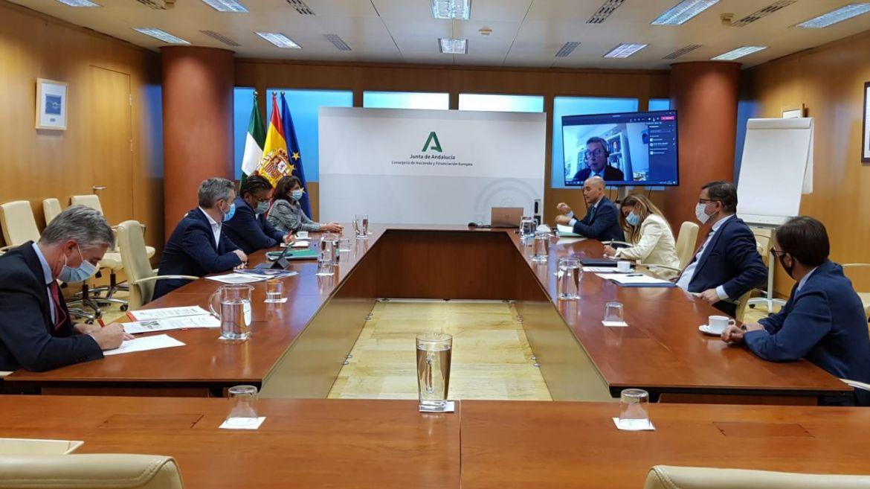 CESUR tramita proyectos empresariales por 2.000 millones para optar a los fondos Covid
