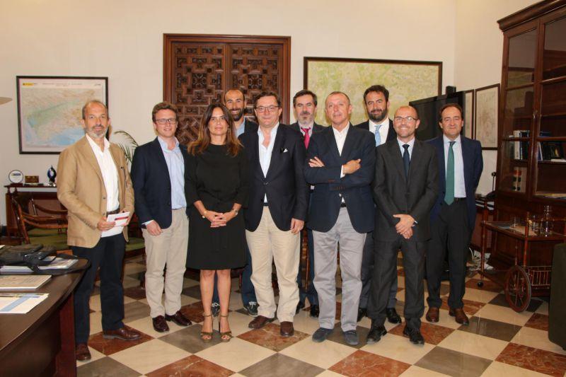 19 de junio 2018 Comisión de Agua CESUR