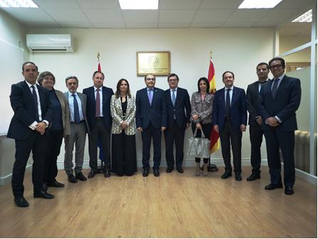 Empresarios españoles muestran interés en invertir en Paraguay