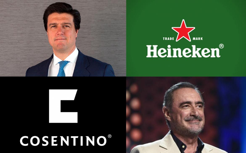 Cosentino, Heineken, Ismael Clemente y Carlos Herrera ganadores de los Premios PEC