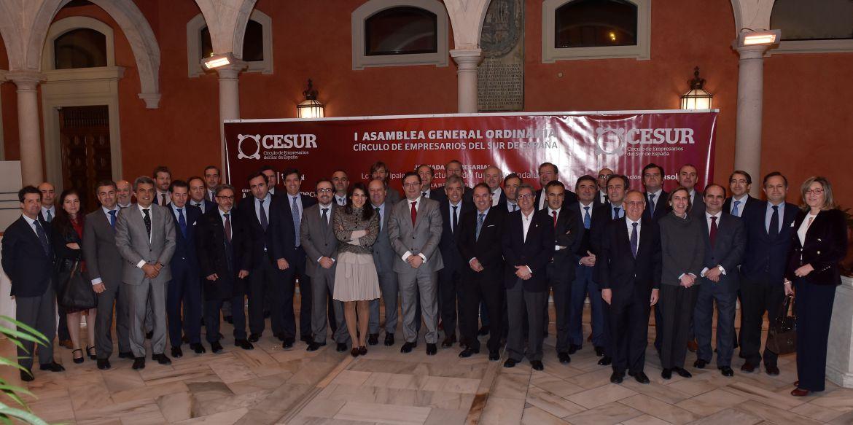I Asamblea General Ordinaria celebrada en Sevilla