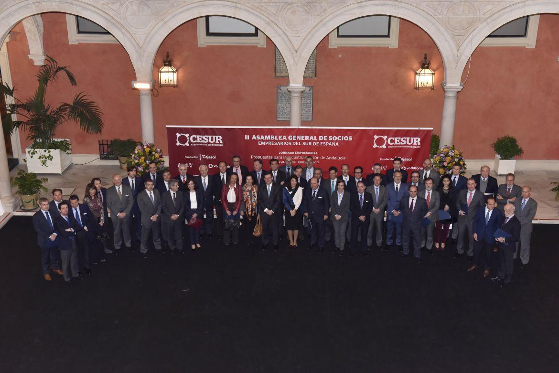 Éxito de público y de propuestas en la Asamblea General y la Jornada Empresarial sobre la industria