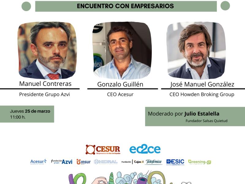 I'm Growlaber - Encuentro con empresarios