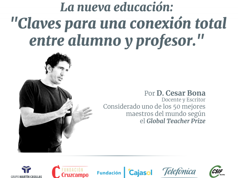 La nueva educación: Claves para la conexión real entre alumno y profesor