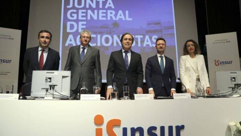 La Junta de Accionistas de Insur aprueba su conversión en Holding