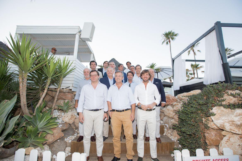 Junta Directiva de Cesur en Puro Beach Marbella