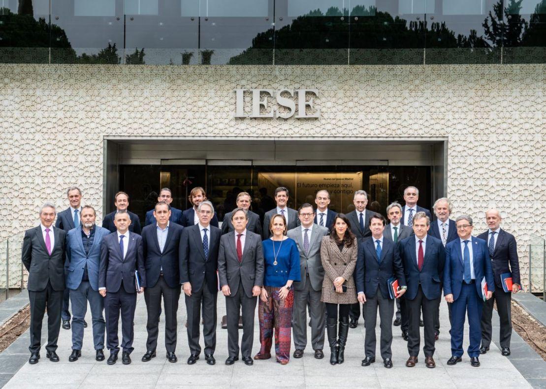 Presidentes y CEOs de los grupos de comunicación de España y Cesur fallan los Premios Empresariales del Sur de España