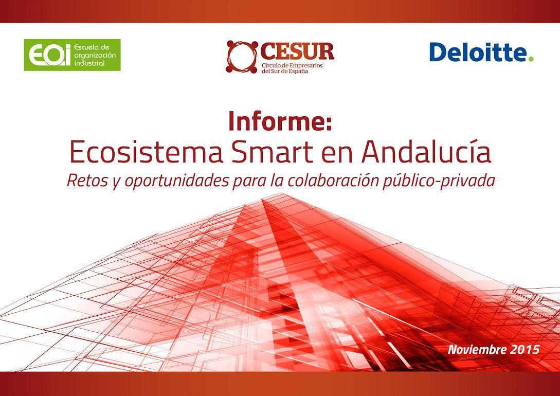 Accede a los informes sobre el ecosistema smart en Andalucía