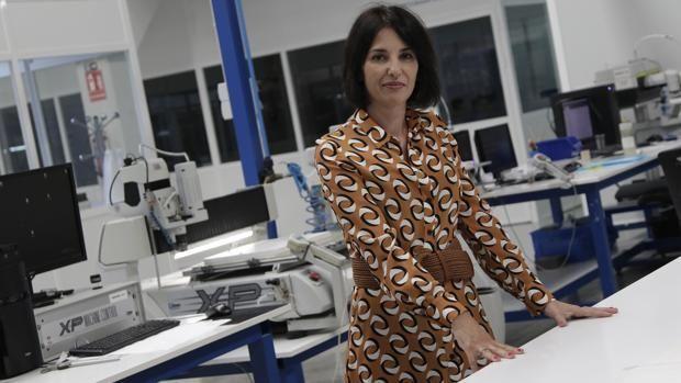 Paz Gutiérrez: «La paridad me parece una tontería. ¿También se va a obligar a las chicas a ser ingenieras?»