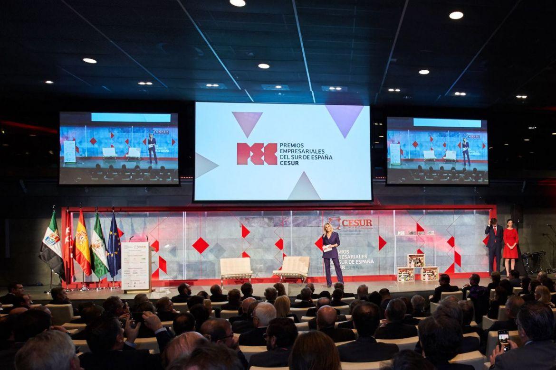 Los empresarios de Andalucía y Extremadura eligen a sus candidatos como mejores Embajadores del sur de España en los Premios PEC