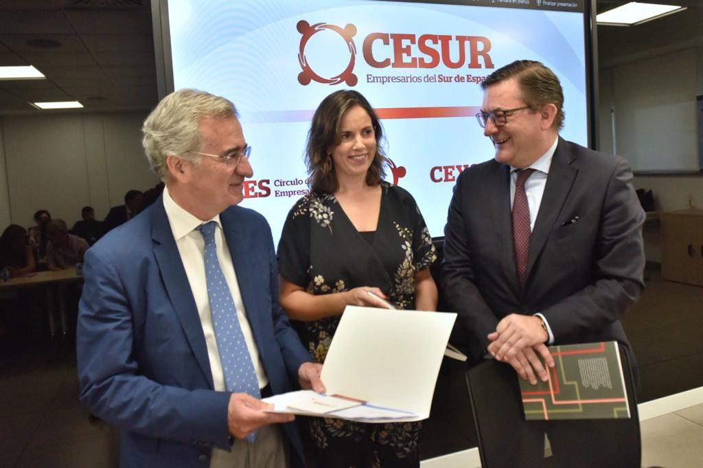 Así fue la presentación del informe: Chequeo al sistema educativo en España y Andalucía