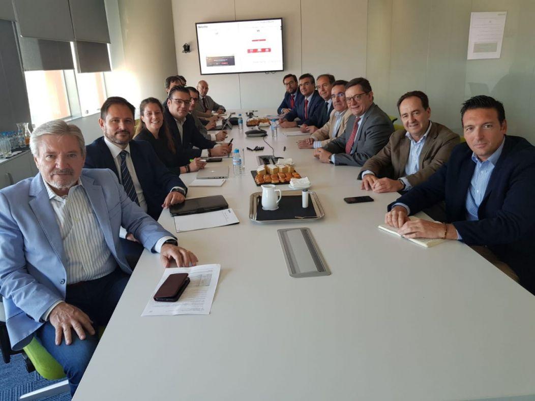 Arranca la nueva comisión de CESUR: Tecnología y Emprendimiento.