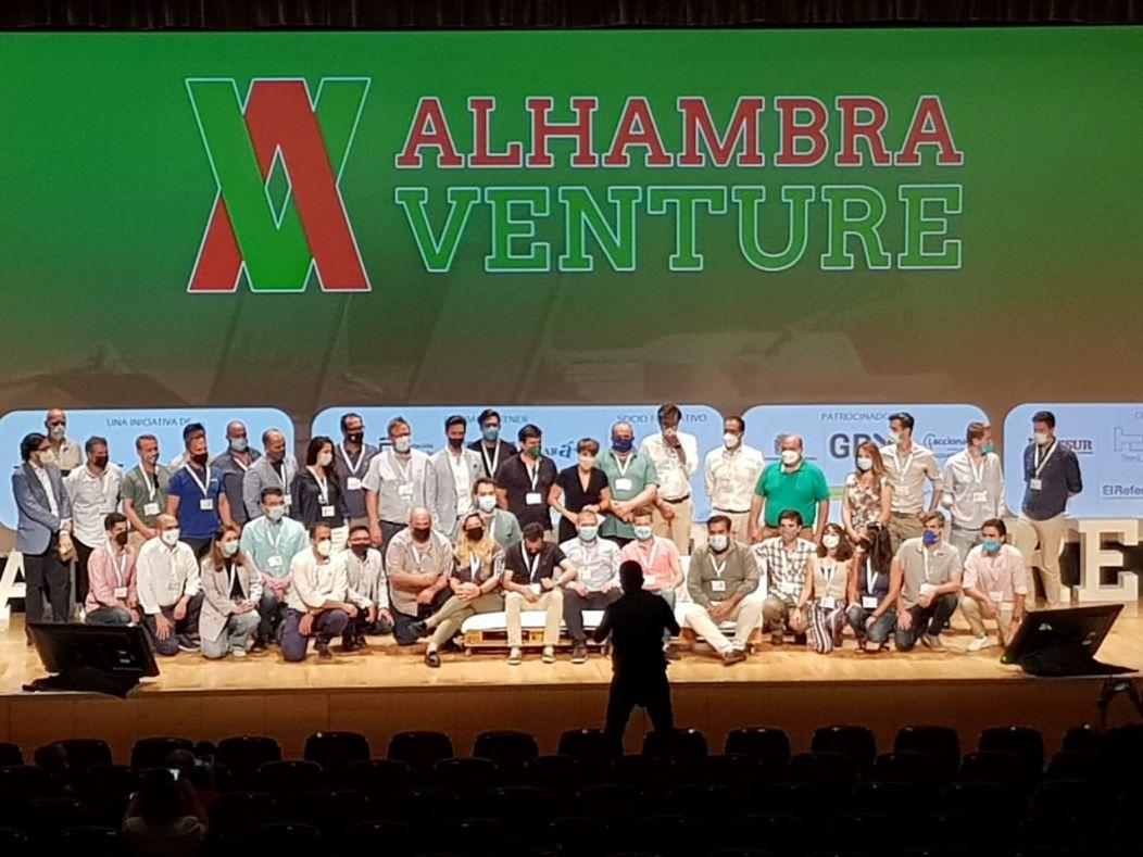 CESUR, patrocinador de Alhambra Venture
